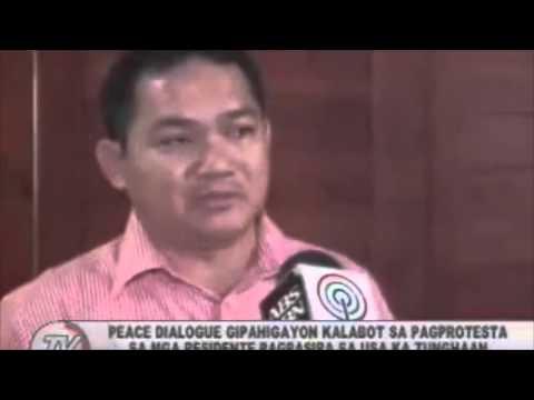 ABS CBN TV Patrol Northern Mindanao Report on White Kulaman Incident