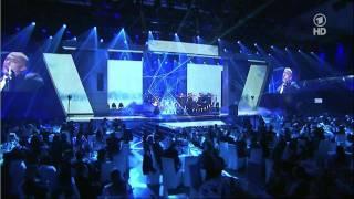Unheilig & Adoro - Geboren um zu Leben  (Live beim Bambi 2010 HD 720p)