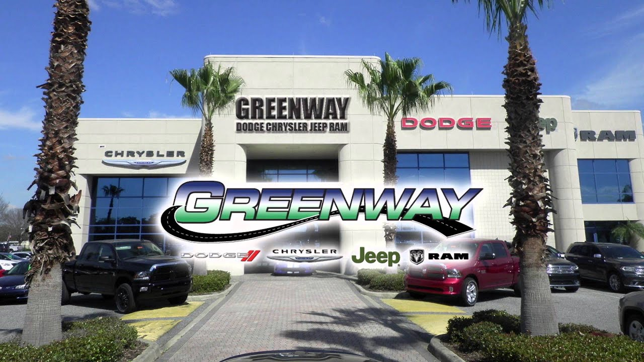 Exceptional No Money Down At Greenway Dodge Chrysler Jeep Ram
