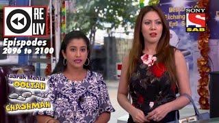 Weekly Reliv|Taarak Mehta Ka Ooltah Chashmah| 19th Dec to 23rd Dec 2016 | Episode 2096 to 2100