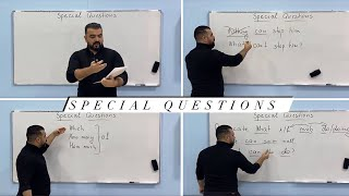Special Questions. All in one
