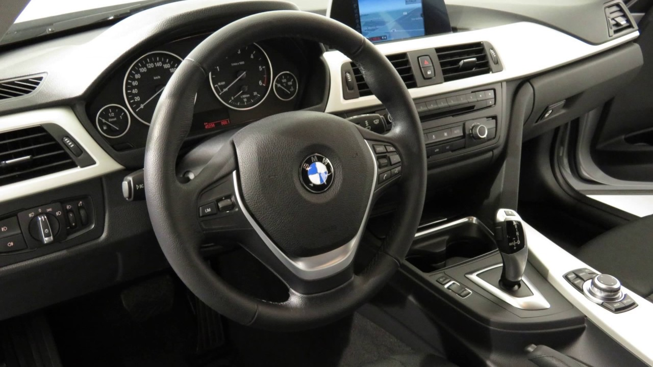 bmw 316d touring business - youtube