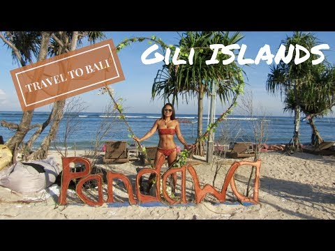 What to do in Bali, Episode 3: Gili Islands (Gili Trawangan, Gili Air, Gili Meno)