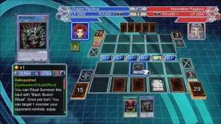 Yu-Gi-Oh Millennium Duels Gameplay - Relinquished Deck Profile & Duel Vs Maxamillion Pegasus