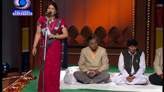 "Dr kavita""kiran"" is performing on Doordarshan  16 dec 2012"