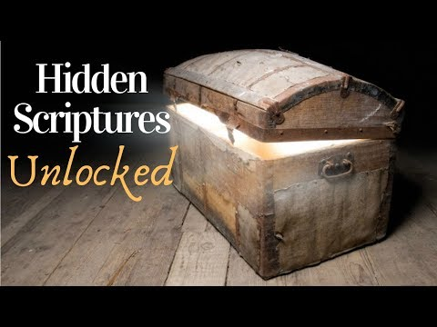 Books Hidden from the Bible now UNLOCKED and Revealed (2018)
