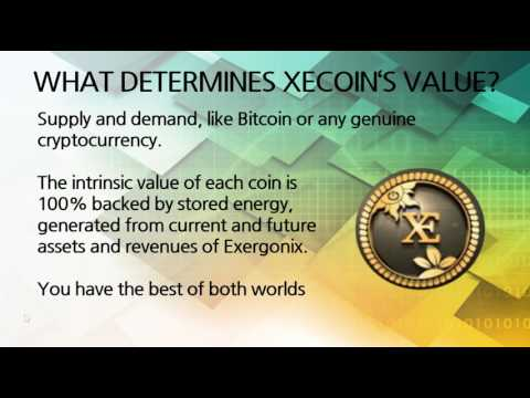 PowerOn Xpress XeCoin Backed By Renewable Energy - Long Version