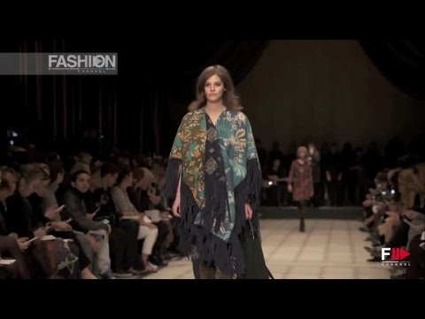 BURBERRY PRORSUM Full Show London Fashion Week Fall 2015 By Fashion Channel