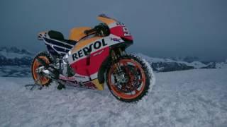 Marc Marquez - MotoGP Snow Ride - Extended Version