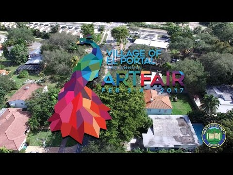 Village of El Portal Art Fair 2017