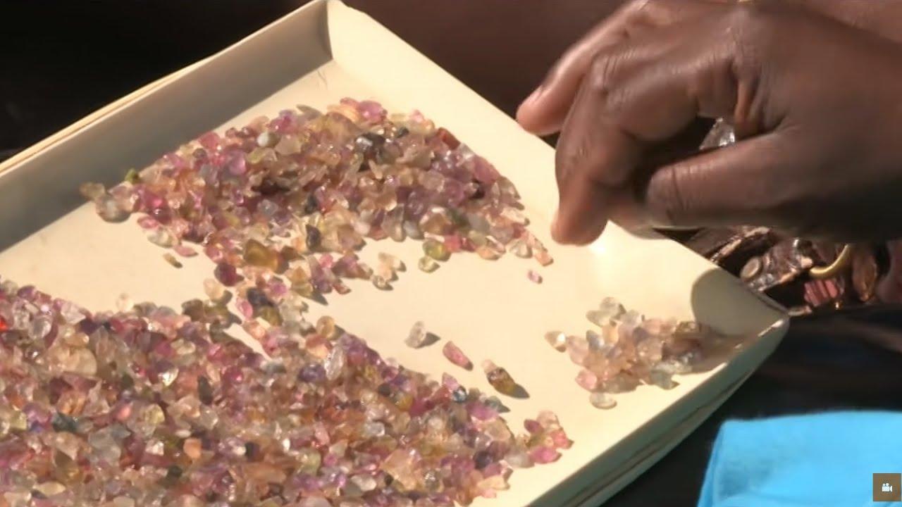 Mines de saphir, 12 ans après