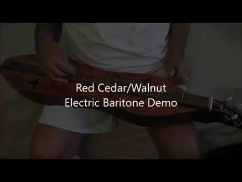 Electric Baritone Dulcimer