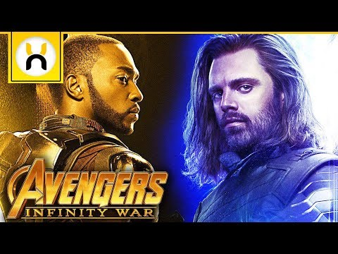 Where Bucky & Falcon Start Off in Avengers Infinity War