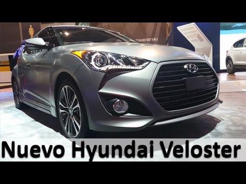 Nuevo Hyundai Veloster Turbo 2017 Consumo Precio Ficha T cnica