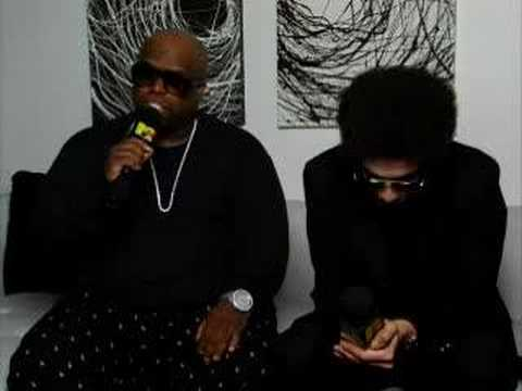 Gnarls Barkley Are Back And Odder Than Ever