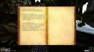 Morrowind Wizard Island Rus Часть 1