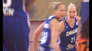 женский баскетбол. энергия/иваново/- динамо /курск/