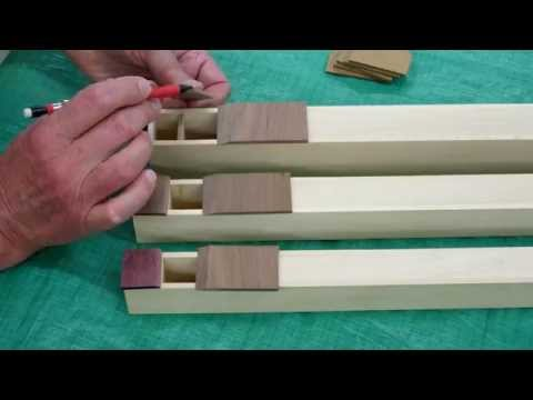 how to make a wooden pipe fireproof