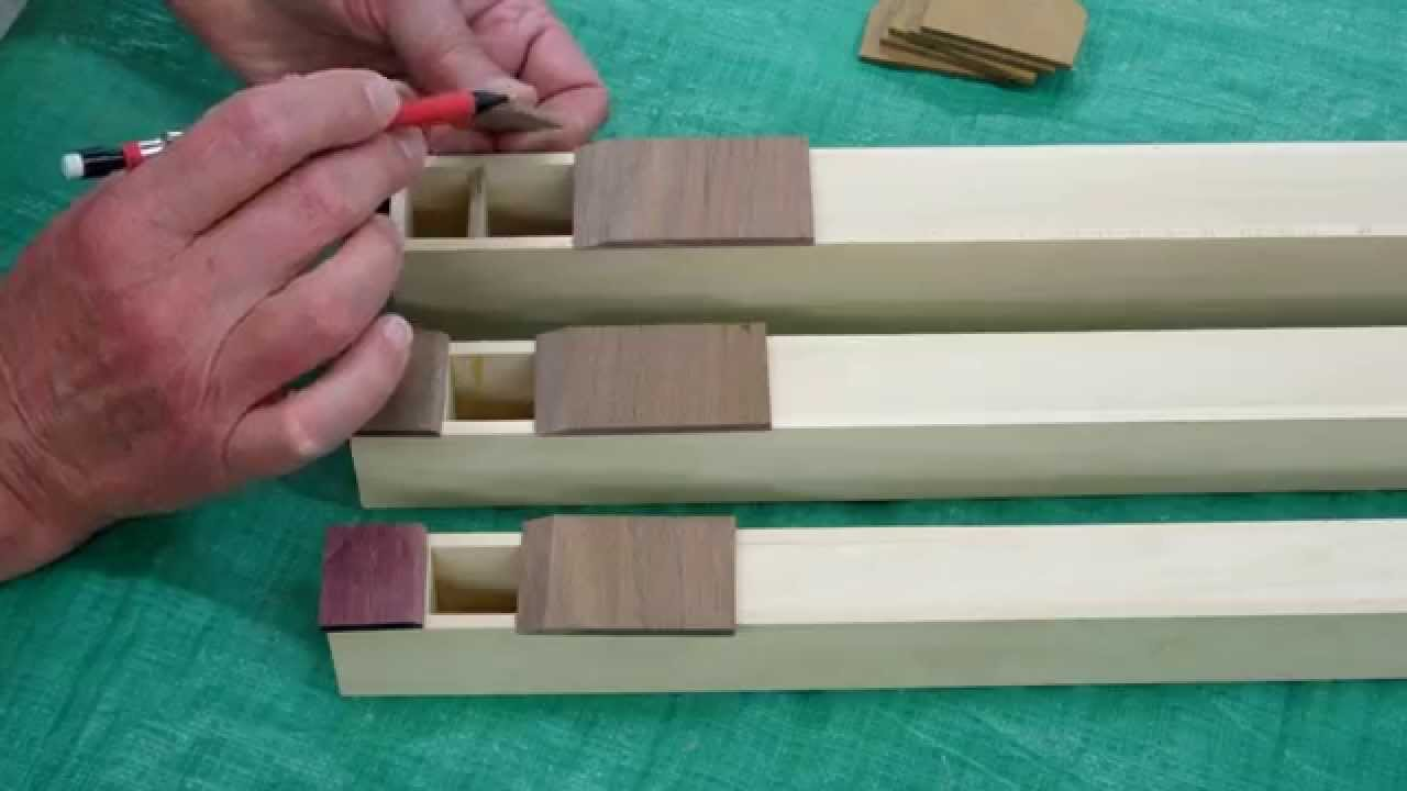 Uncategorized Making Wooden Pipes senior 20 organ 22 making pipes youtube