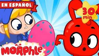 Morphle en Español | El Huevo de dinosaurio | Caricaturas para Niños | Caricaturas en Español
