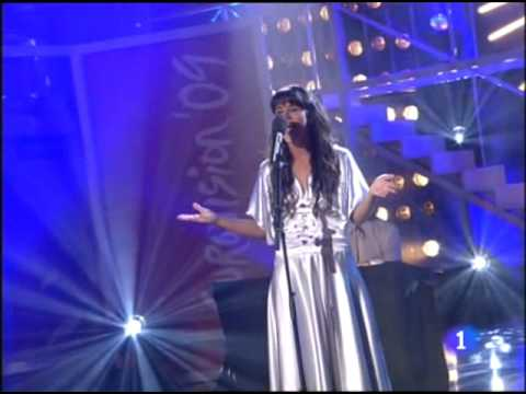 Virginia - True love (FINALISTA EUROVISION 2009 ESPAÑA)