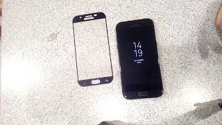 Обзор Samsung Galaxy A5 2017 Часть 4