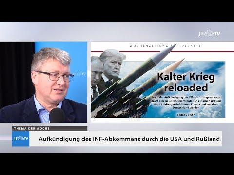 Ein Blick in die neue JF (07/19): Kalter Krieg reloaded
