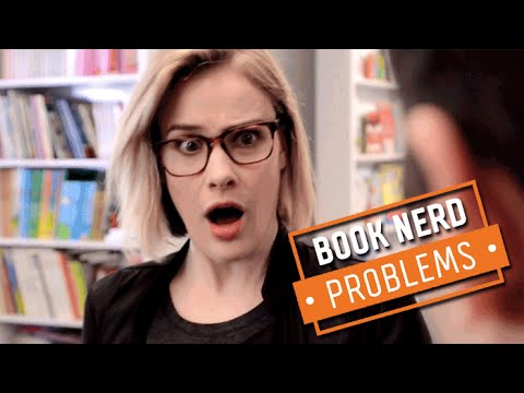 Book Nerd Problems Losing Your Place Youtube