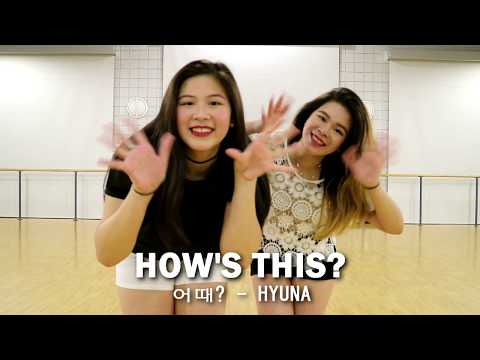 [ KFunStage SO FRESH live in Malaysia 2017 Dance Cover Contest ] HOW'S THIS - HYUNA