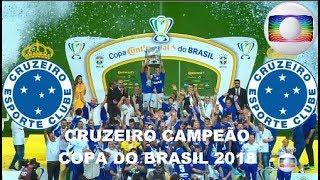 Gols - Corinthians 1 x 2 Cruzeiro - Final da Copa do Brasil 2018 - Globo HD