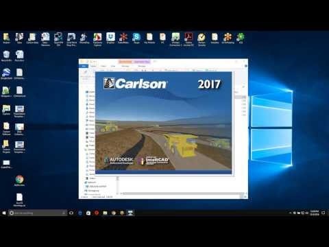 Creating Output Section Sheets | Carlson Civil 2017