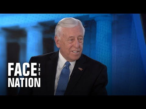 Hoyer says Congress must protect the Constitution, not party, in impeachment probe