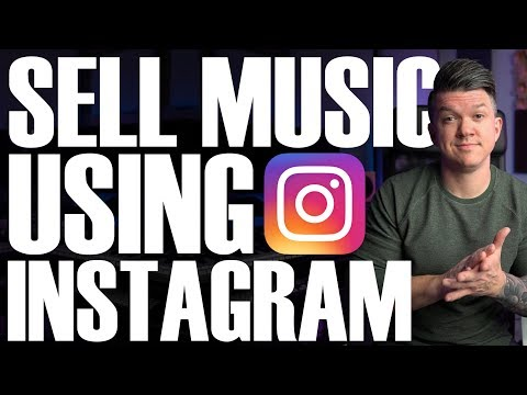 How To Sell Your Music On Instagram | Advanced Music Marketing