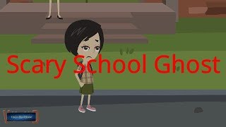 Scary School story (Animated in Hindi)
