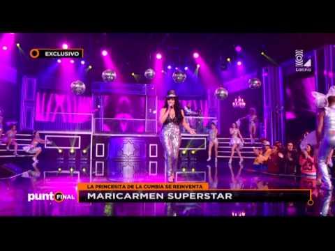 Punto Final: mira cómo Maricarmen Marín se reinventa