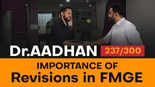 Importance of revisions in FMGE / MCI preparation | FMGE FIRE AIDS | QRS for FMGE | DMA, Chennai