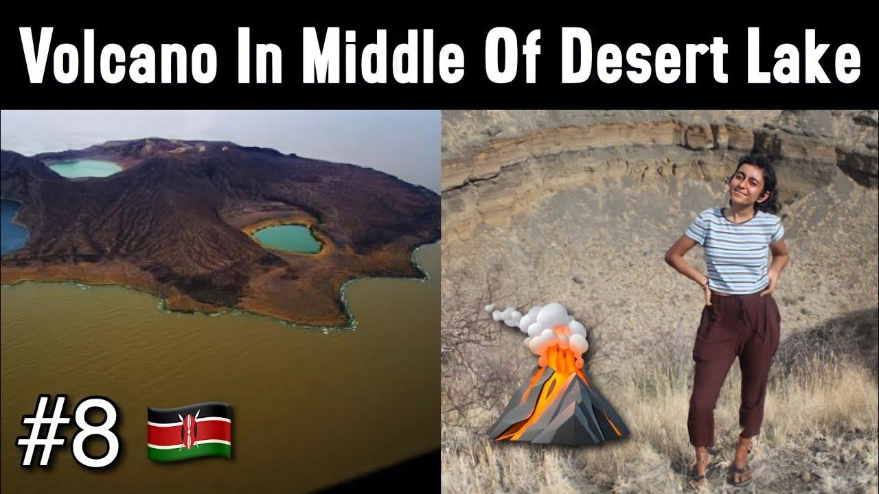 Adventurous Hike To Volcano At Central Island | Turkana, Kenya