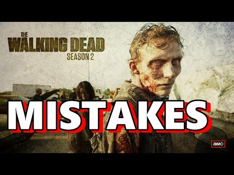 THE WALKING DEAD SEASON 2 Movie MISTAKES, Goof, Facts, Scenes, Bloopers, Spoilers and Fails