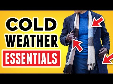 59bc577dd Winter Clothing Essentials - Classy Casual Winter Outfits For Guys 2019