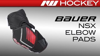 Bauer NSX Elbow Pad Review