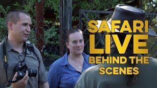 safariLIVE Crew Meets You:Allen & Liesl Apgar thumbnail