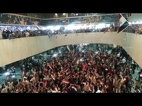 Iraq: al Sadr supporters storm Green Zone and parliament