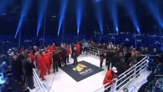 Фьюри - Кличко последний 12 раунд. Потеря титула.