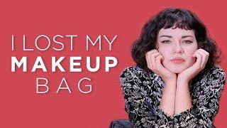 Sh*t, I Lost My Makeup Bag!