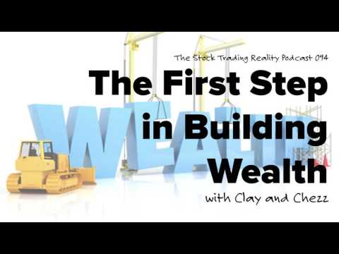 STR 094: The First Step in Building Wealth (audio only)