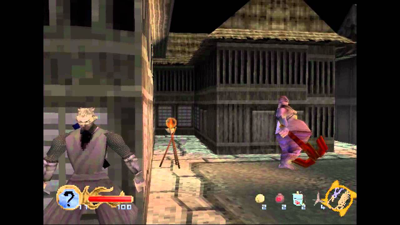 game ninja ps1