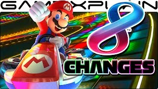 8 Changes in Mario Kart 8 Deluxe You Might Not Know About