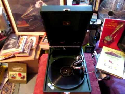 Dufton Scott - Flappers The Mesmerist - Scotch Aberdeen Humour - 78 rpm