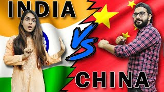 🇮🇳 INDIA vs CHINA 🇨🇳 || What If India Bans Chinese Food 😱 || Check Out What's Better....