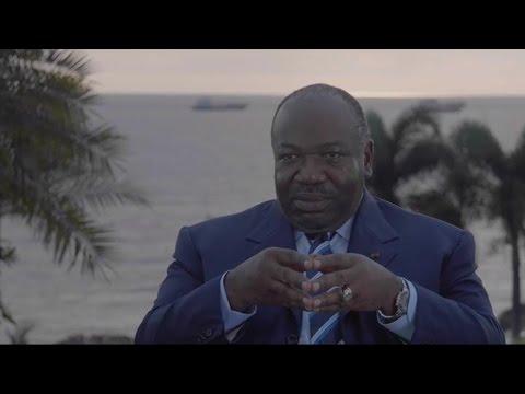 """Ali Bongo : """"Nos forces affrontent des pilleurs instrumentalisés et des casseurs"""""""